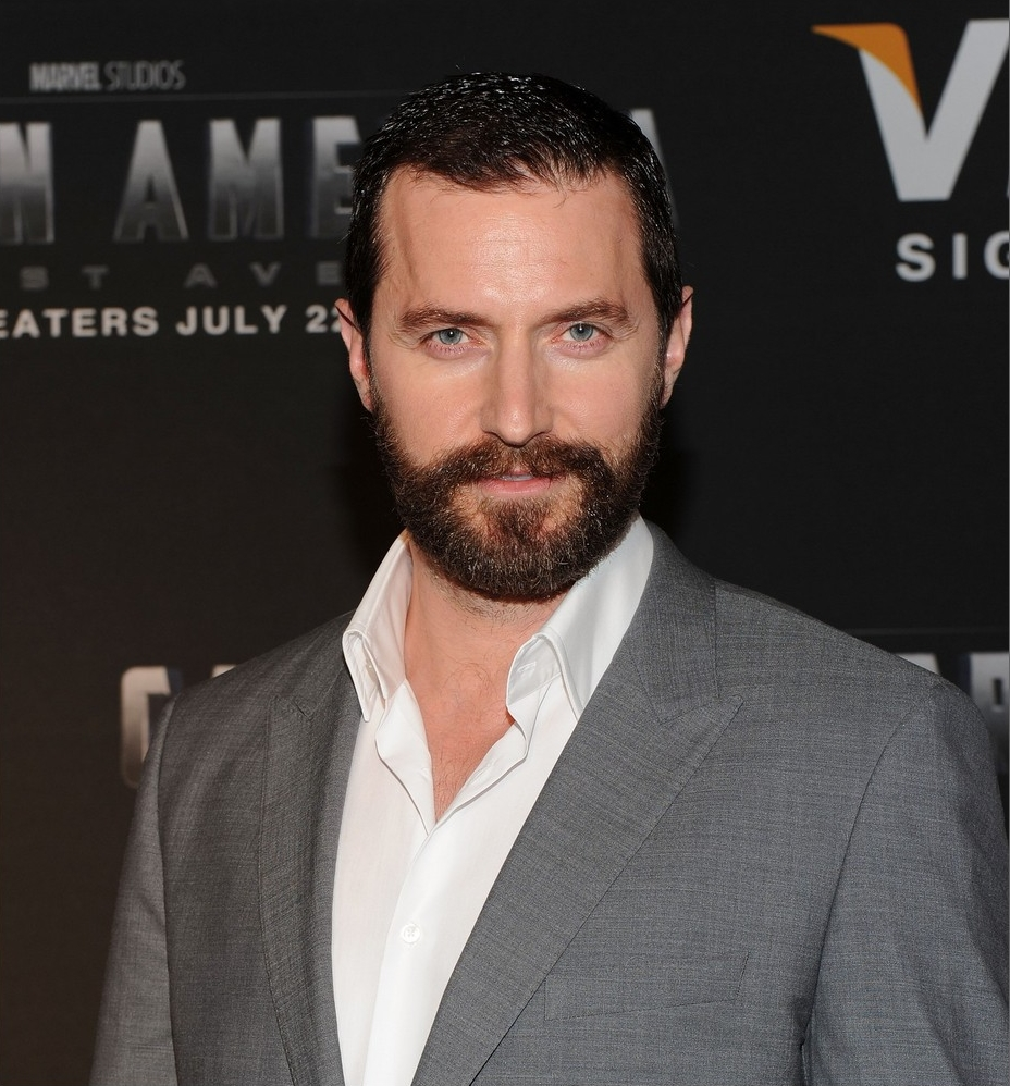 Richard Armitage at Captain America event in New York