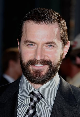 Richard Armitage in Hollywood at Captain America Premiere