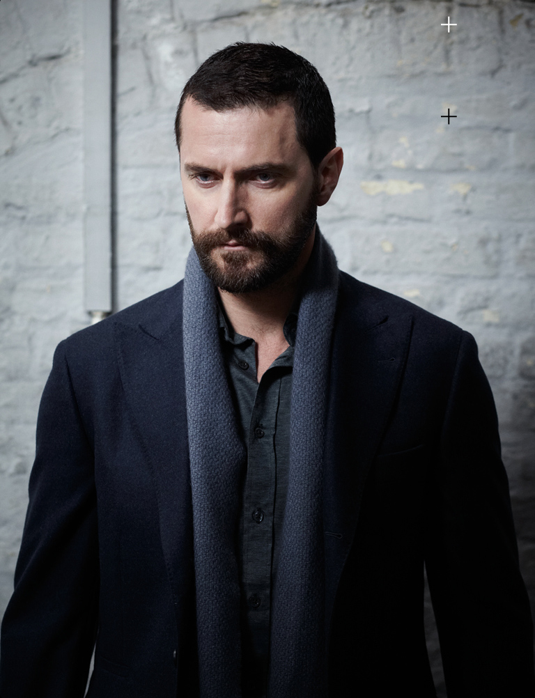 Richard Armitage in Project Magazine (July 2011)