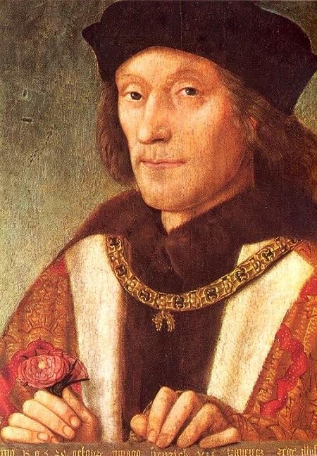 Henry VII of England (Tudor)