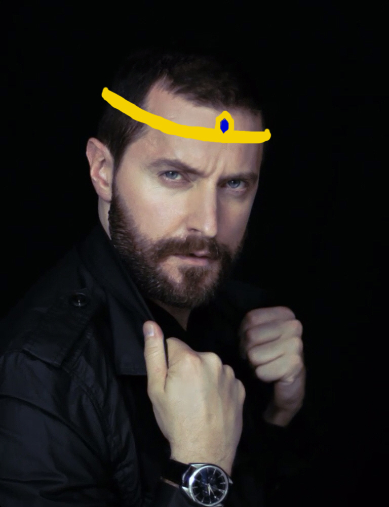 KingRichardArmitage 001 (Project Magazine)