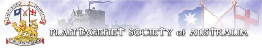 Plantagenet Society of Australia