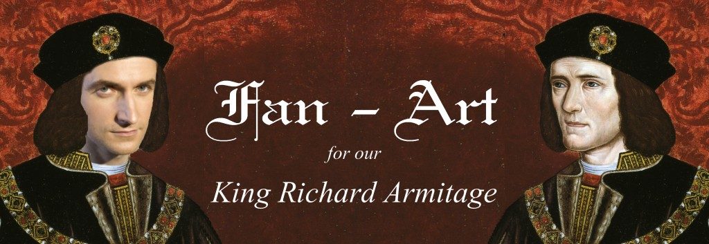 Fan-Art Banner - KingRichardArmitage