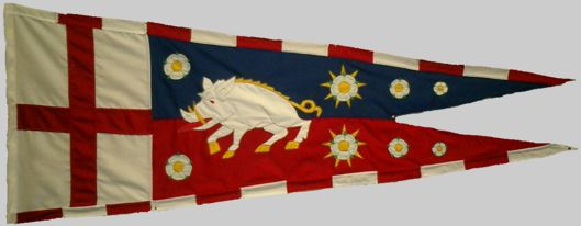 Personal Banner of King Richard III