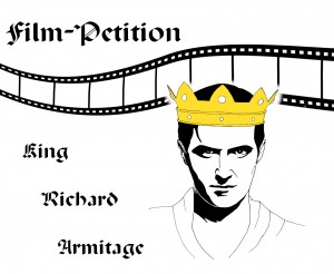 Film Petition King Richard Armitage
