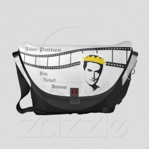 King Richard Armitage Bag by CDoart