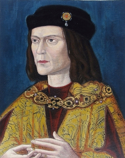 Richard III Portrait (earliest surviving)