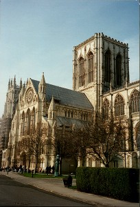 York Minster (Source: Wikipedia, Steve nova)