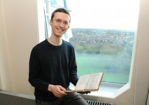 Dr. Philip Shaw (Source: University of Leicester)
