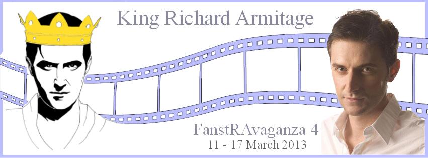 KingRichardArmitage - FanstRAvaganza 4 Banner