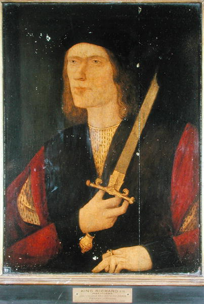 Richard III - Broken Sword portrait