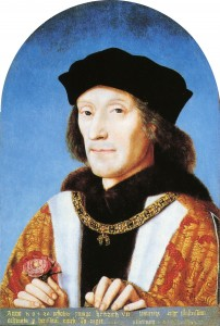 Henry VII, c. 1505 (Source: National Portrait Gallery, London - Wikipedia)