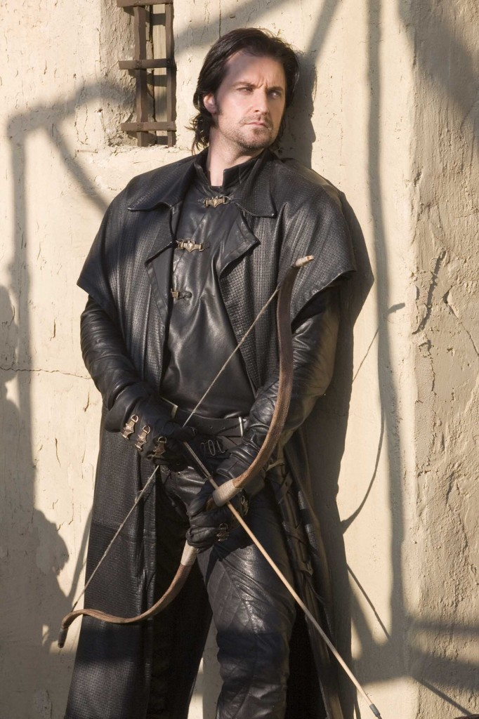 "BBC ""Robin Hood"" - Richard Armitage in the role of Guy of Gisborne (Source: RichardArmitageNet.com)"
