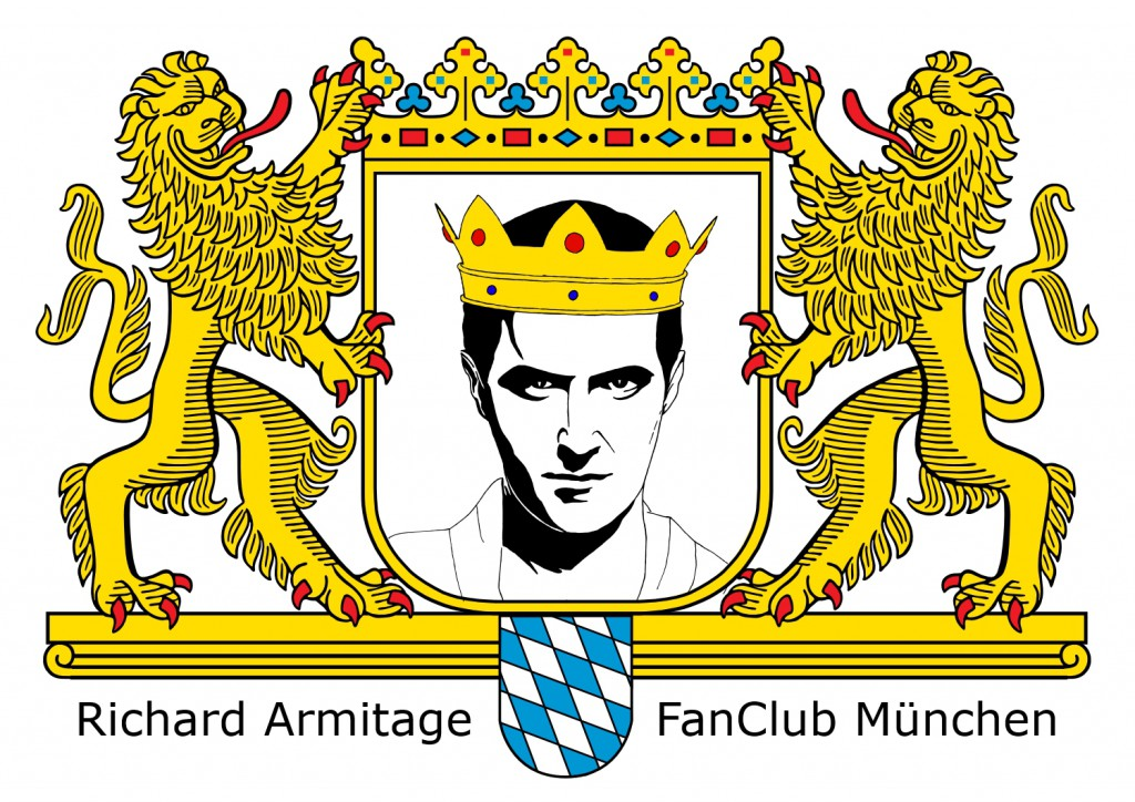 Bavarian Richard Armitage FanClub Munich (Creator: CDoart)